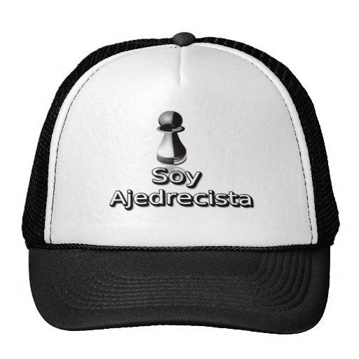 Soy ajedrecista hats