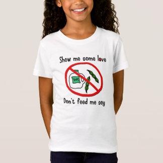 Soy Allergy Shirt