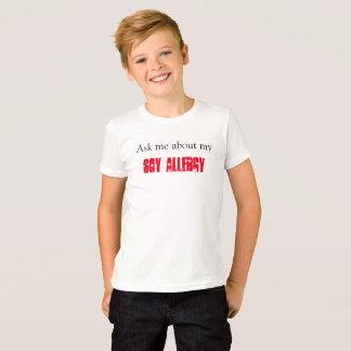 Soy Allergy T-Shirt