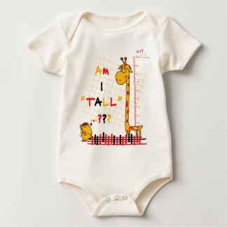 ¡Soy alto?! Body De Bebé
