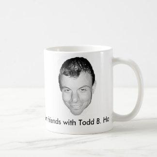 Soy amigos con Todd B. Handy Taza