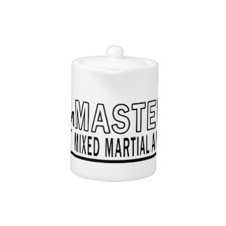 Soy amo de artes marciales mezclados