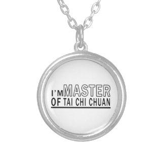 Soy amo de la ji Chuan del Tai Collar Personalizado