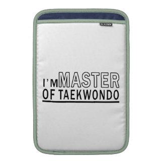 Soy amo del Taekwondo Fundas MacBook