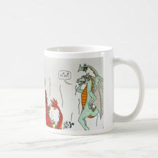 Soy and Wyverna Coffee Mug