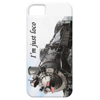 Soy apenas el caso 1 del iPhone del loco Funda Para iPhone 5 Barely There