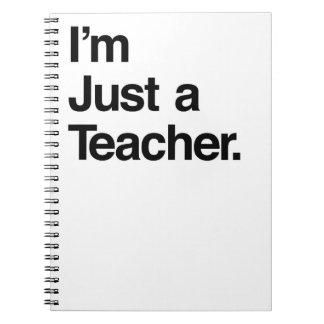 Soy apenas un cuaderno