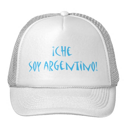 Soy Argentino! Mesh Hats