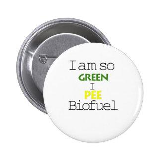 Soy así que verde que hago pis combustible biológi pin