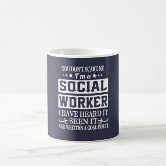 Soy ASISTENTE SOCIAL Taza De Café