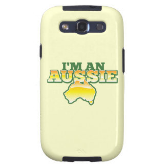 ¡Soy Aussie! Galaxy S3 Protectores