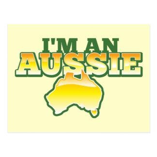 ¡Soy Aussie! Postal