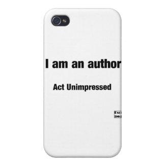 Soy autor iPhone 4 carcasas