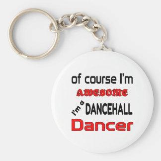 Soy bailarín de Dancehall Llavero Redondo Tipo Pin