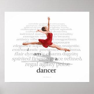Soy bailarín impresiones