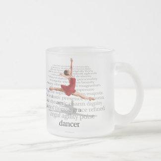 Soy bailarín taza