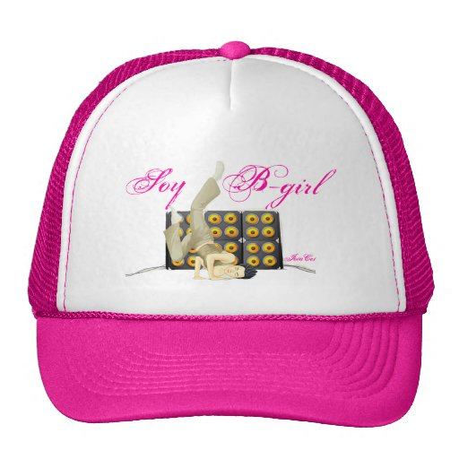 soy Bgirl Hat