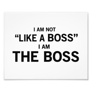 Soy Boss Fotografía
