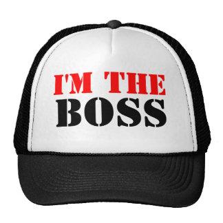 Soy Boss Gorro