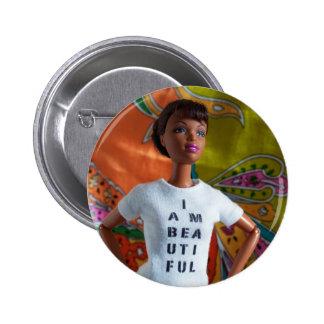 Soy botón hermoso - Camilo Pin Redondo De 2 Pulgadas