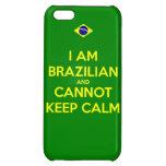 soy brasileño y no puedo guardar calma