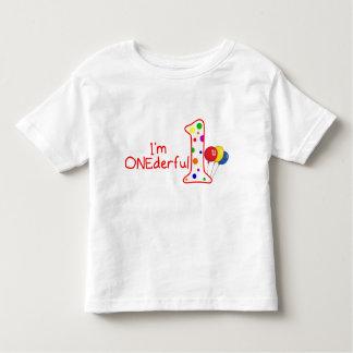 Soy camisa del cumpleaños de los niños de