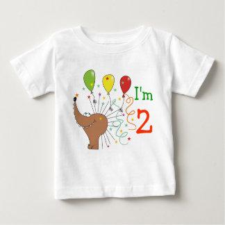 Soy camisa linda del erizo 2 y del niño del