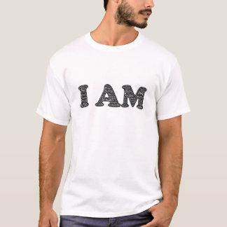 Soy camisa positiva de las afirmaciones