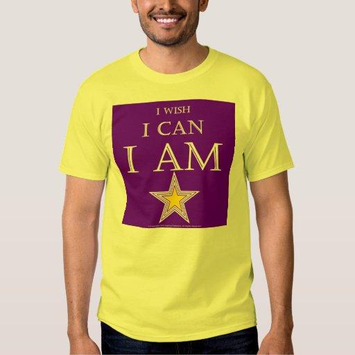 Soy camiseta cristalizada playeras