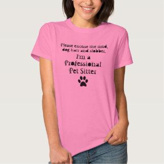 """""""Soy camiseta de un canguro del mascota"""" Playeras"""
