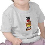 Soy camiseta del muchacho del cumpleaños