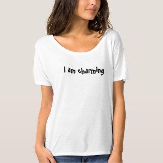 Soy camiseta encantadora, de encargo playeras