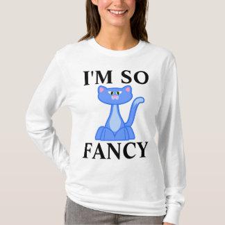 Soy camisetas divertidas TAN DE LUJO del amante Polera