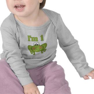 Soy camisetas y regalos de una rana