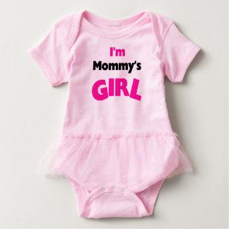 Soy camisetas y regalos del chica de la mamá polera