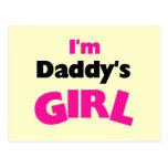 Soy camisetas y regalos del chica del papá postal