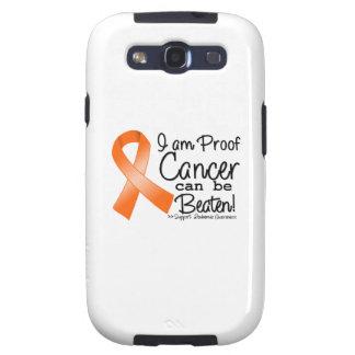 Soy cáncer de la leucemia de la prueba puedo ser b galaxy SIII carcasas