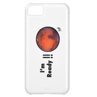 soy caso listo del iPhone 5 de Marte