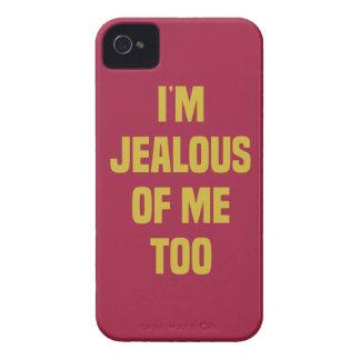 Soy celoso de imitación iPhone 4 cárcasas