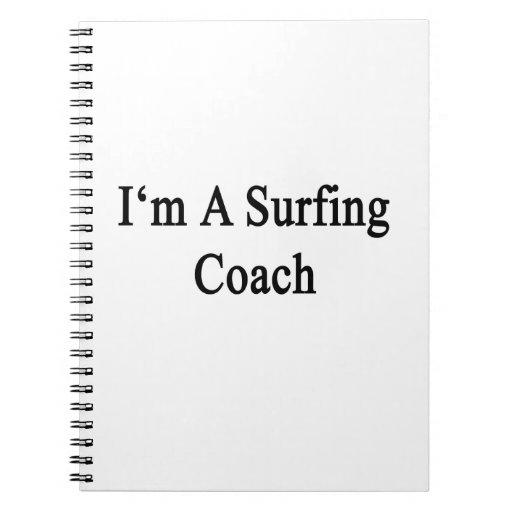 Soy coche que practica surf de A Libro De Apuntes
