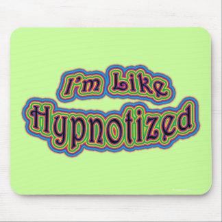 Soy como hipnotizado alfombrilla de ratón