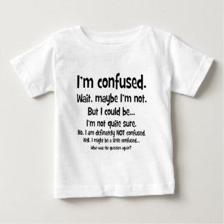 Soy confuso… tee shirts