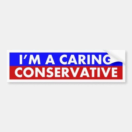 Soy conservador que cuida de A Pegatina Para Auto