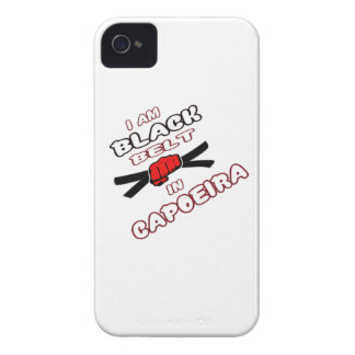 Soy correa negra en Capoeira. Case-Mate iPhone 4 Protector