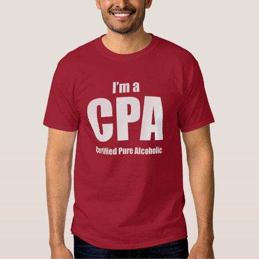 Soy CPA Polera