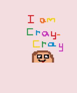 Soy Cray-Cray Camisetas