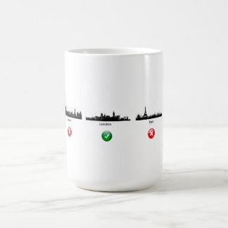 Soy de Londres Taza