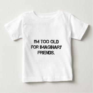 Soy demasiado viejo para ése playera de bebé