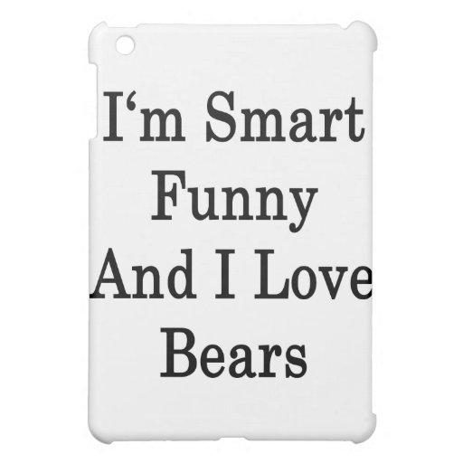 Soy divertido elegante y amo osos