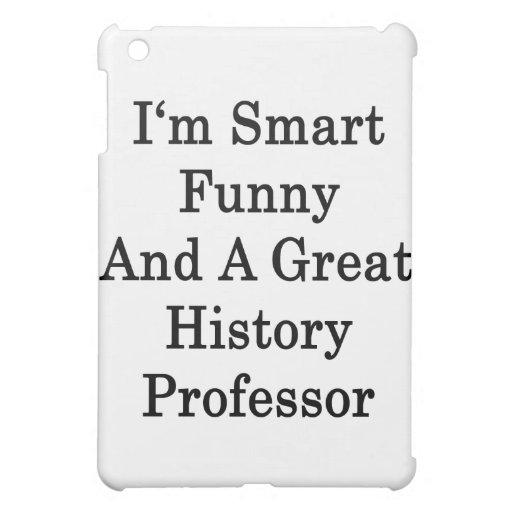 Soy divertido elegante y gran profesor de la histo